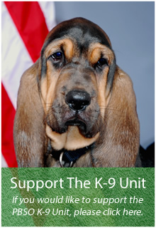 Support The K-9 Unit