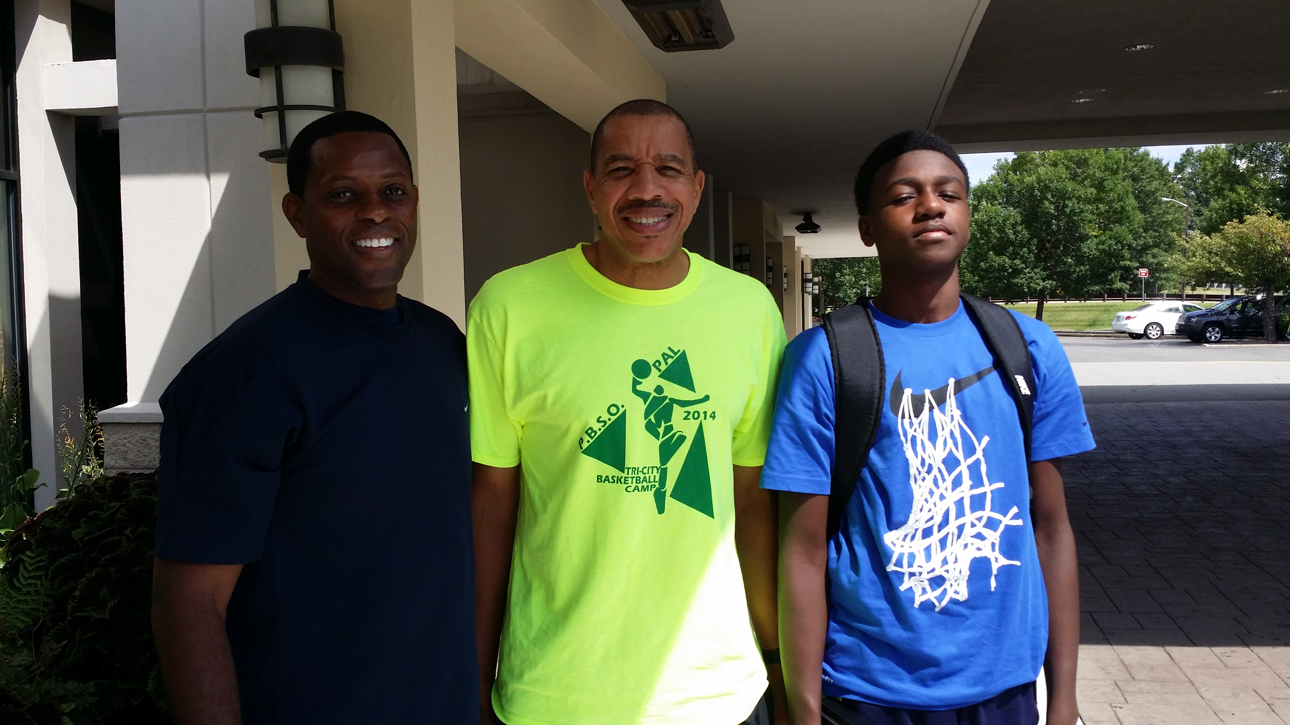 Funds Basketball Trip For Local Teen And Coach